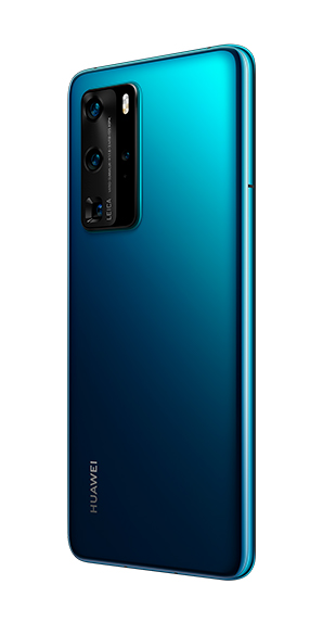 Huawei P40 Pro vista lateral