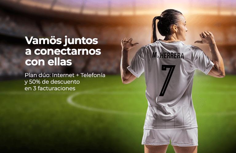 Plan Duo Internet Telefonia Fija